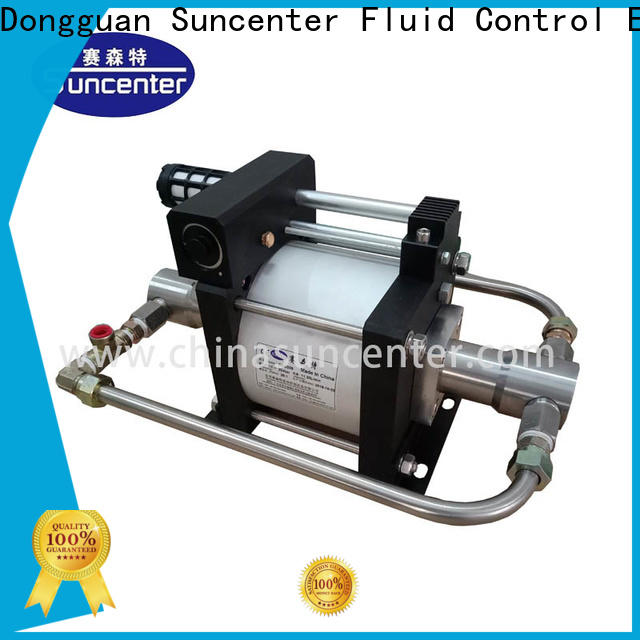 Suncenter booster pump system supplier for safety valve calibration