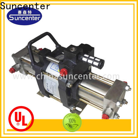 Suncenter booster booster gas factory price for pressurization