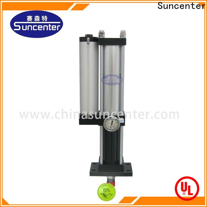 Suncenter machine pneumatic cylinder workshops for medical