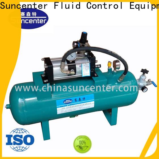 Suncenter professional high pressure air pump overseas market for pressurization