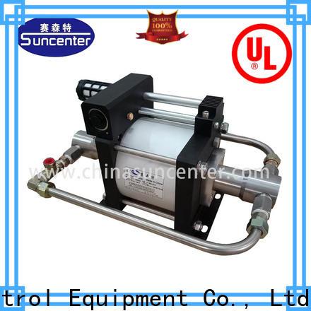 Suncenter transfer co2 pump supplier for safety valve calibration