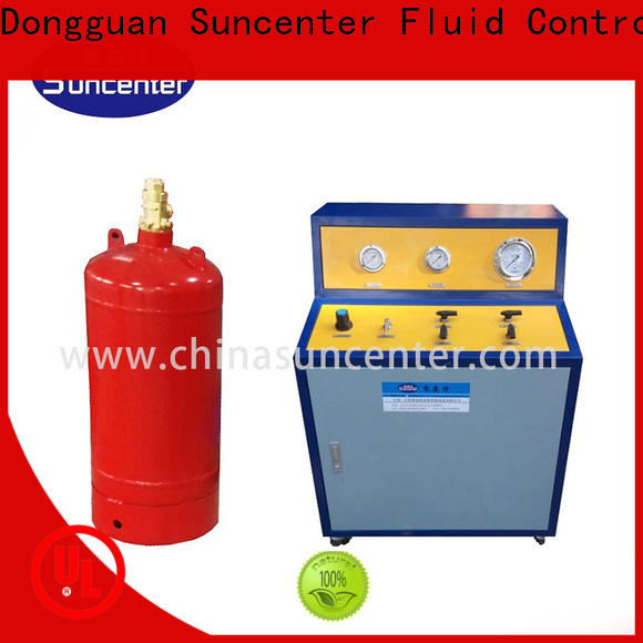 Suncenter waterproof fire extinguisher refill factory price for fire extinguisher