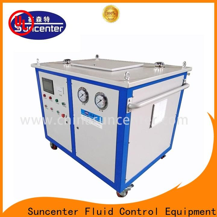 Suncenter long life hydraulic press machine price manufacturer for duct