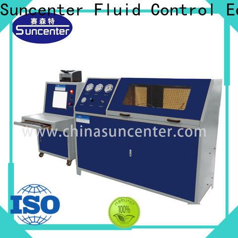 Suncenter high-reputation pressure test kit application for flat pressure strength test