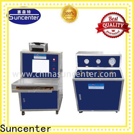 Suncenter long life pressure test kit solutions for pressure test