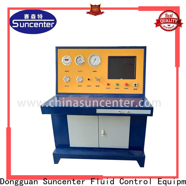 Suncenter machine cylinder pressure tester producer for machinery