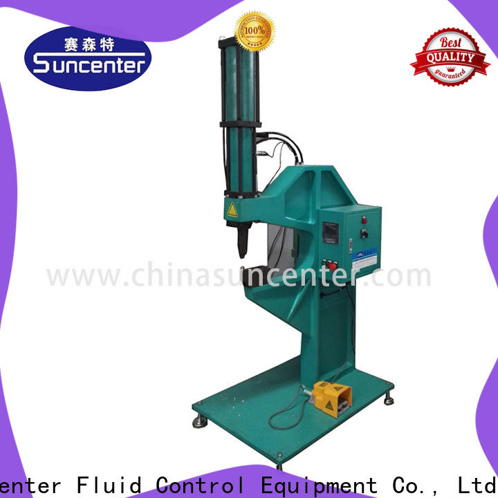 safe orbital riveting machine rivetless free design for connection