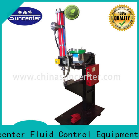 Suncenter high quality orbital riveting machine free design