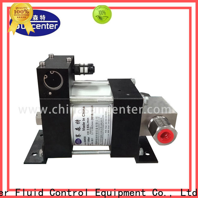 Suncenter long-term used air over hydraulic pump types for mining