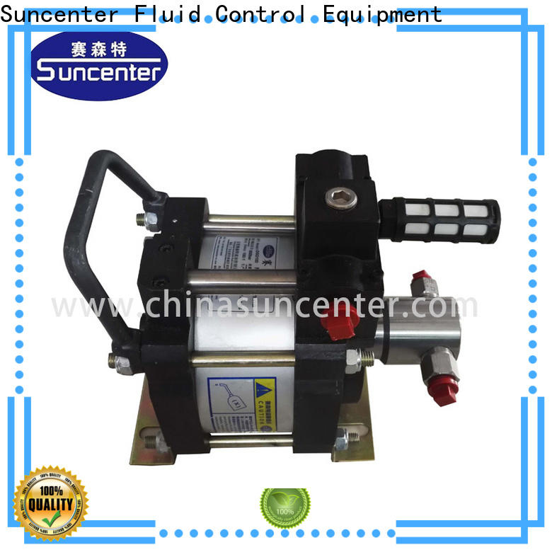 Suncenter easy to use pneumatic hydraulic pump in china for mining