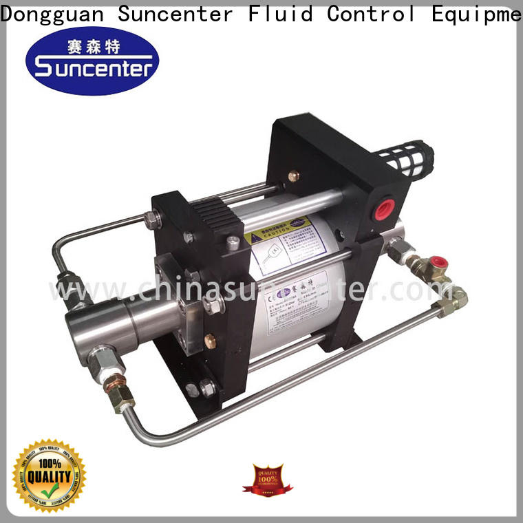Suncenter liquid air driven hydraulic pump on sale for mining