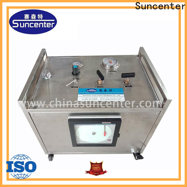Suncenter hydrostatic hydrostatic test pump factory price for machinery