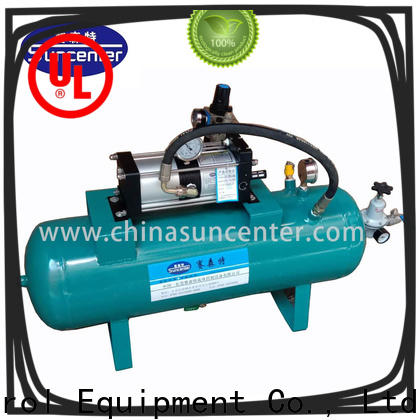 light weight high pressure air pump bar vendor for safety valve calibration