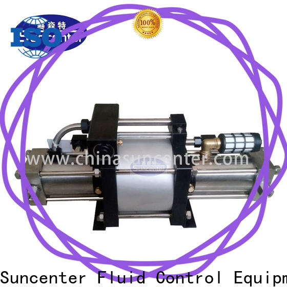 Suncenter booster oxygen pumps bulk production for natural gas boosts pressure