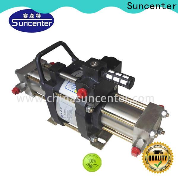 Suncenter lpg nitrogen pump in china for natural gas boosts pressure