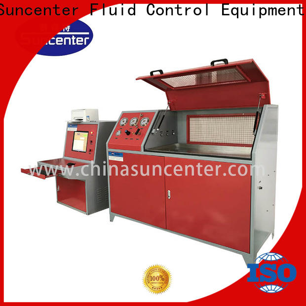 Suncenter automatic water pressure tester type for pressure test
