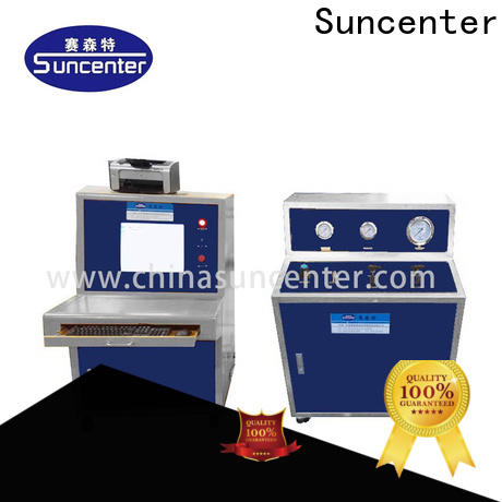 Suncenter high-quality water pressure tester for-sale for pressure test