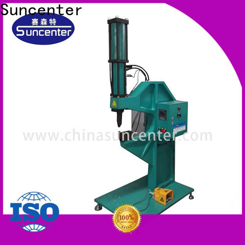 Suncenter safe orbital riveting machine type for welding