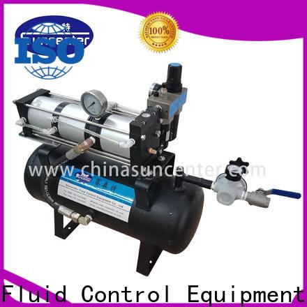 light weight air compressor pump max vendor for natural gas boosts pressure