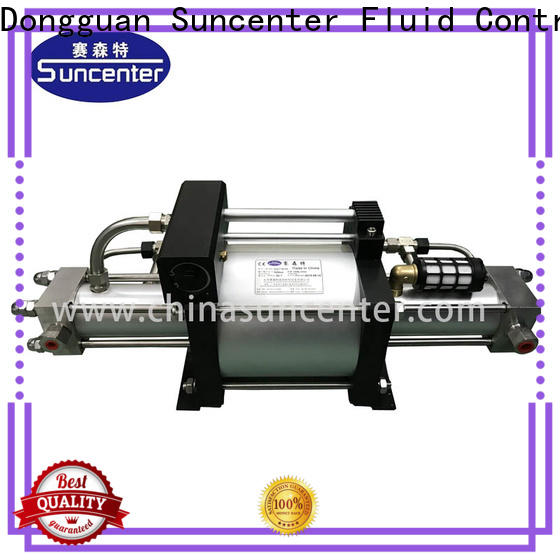 Suncenter energy saving gas booster for-sale for safety valve calibration