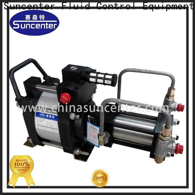 Suncenter effective refrigerant pump overseas market for refrigeration industry
