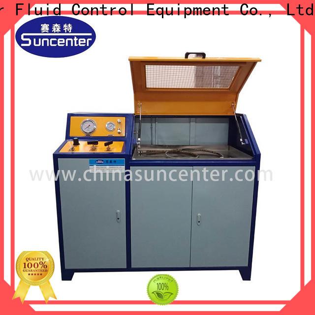 Suncenter impulse pressure test kit solutions for pressure test