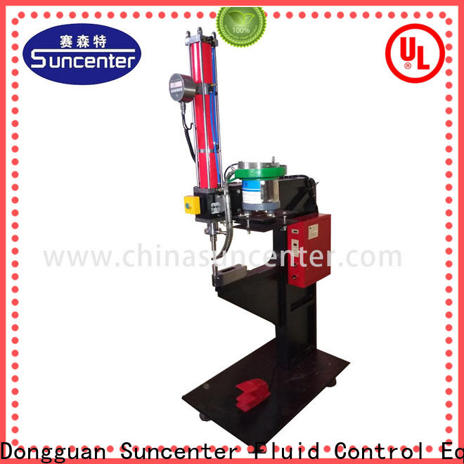 high quality orbital riveting machine rivetless free design for connection