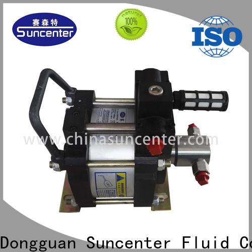 Suncenter liquid air hydraulic pump overseas market for mining