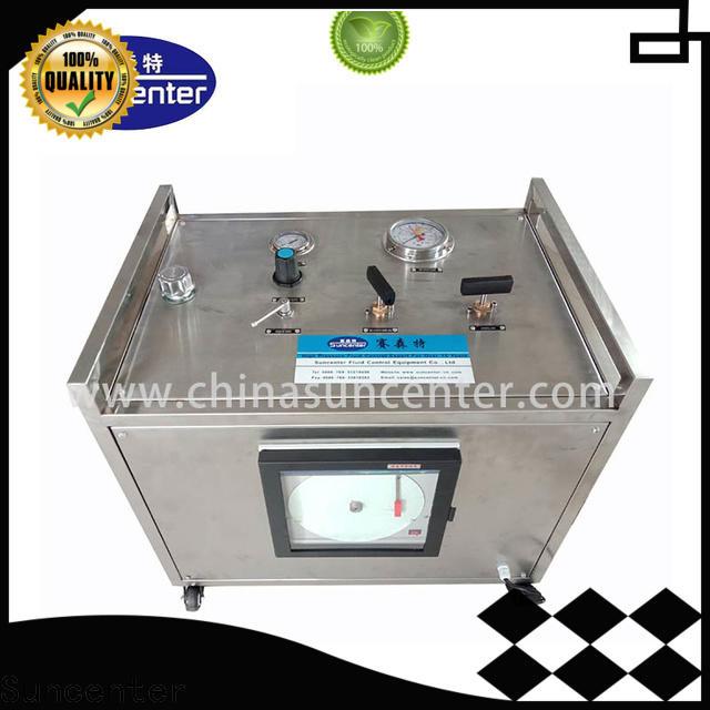 Suncenter chart high pressure water pump marketing for machinery