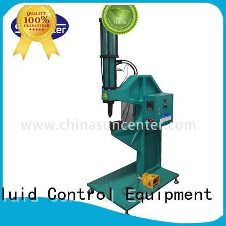 Suncenter low cost orbital riveting machine price suncenter