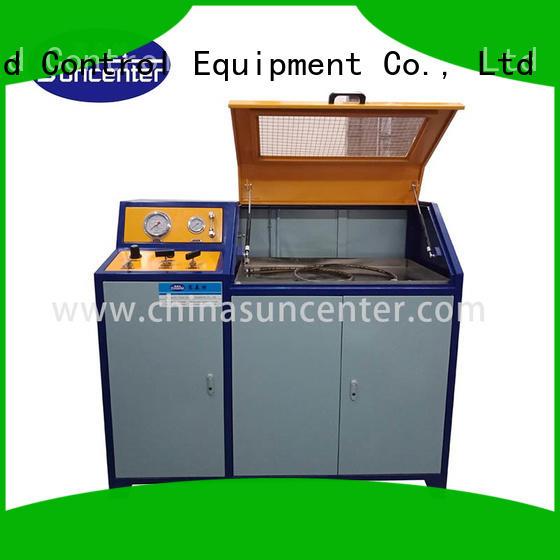 pressure test brake impulse pressure testing equipment Suncenter