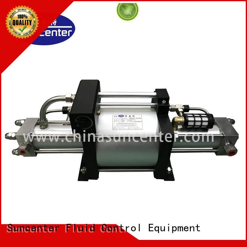 Suncenter max pressure booster pump for-sale for natural gas boosts pressure