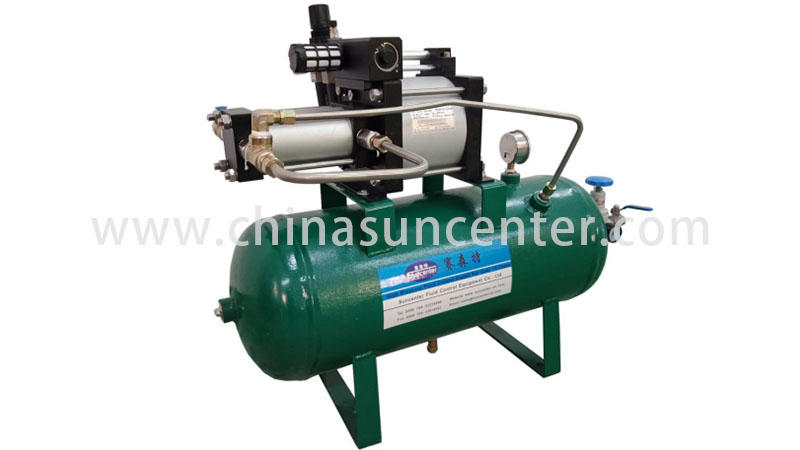 Suncenter widely-used air booster pump type for safety valve calibration-3