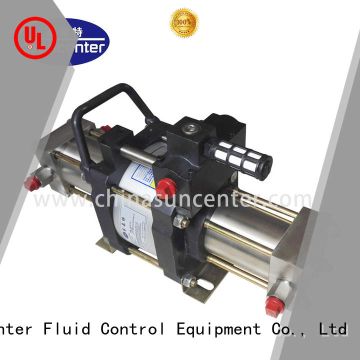 nitrogen air pump pump for safety valve calibration Suncenter