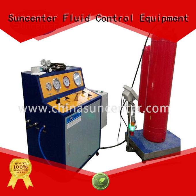 irresistible automatic filling machine filling marketing for fire extinguisher