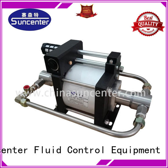 liquid nitrogen pump extraction for safety valve calibration Suncenter