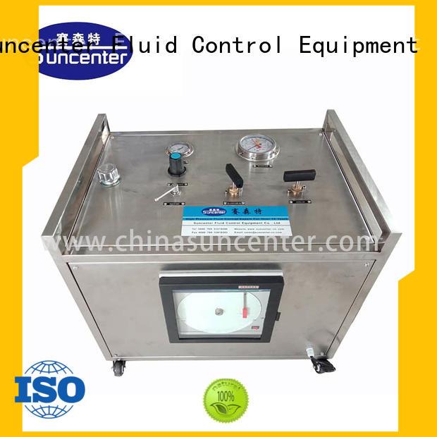 Suncenter pressure hydrostatic test pump producer for mining