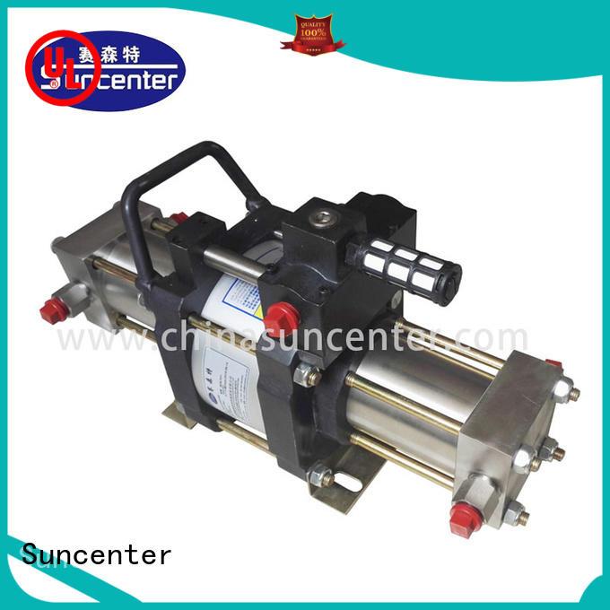 Suncenter model lpg gas pump for-sale for safety valve calibration