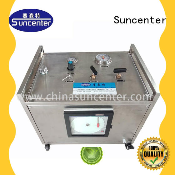 Suncenter hydraulic hydrostatic testing factory price forshipbuilding