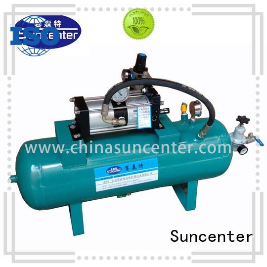 competetive price portable air pressure pump vendor for safety valve calibration Suncenter