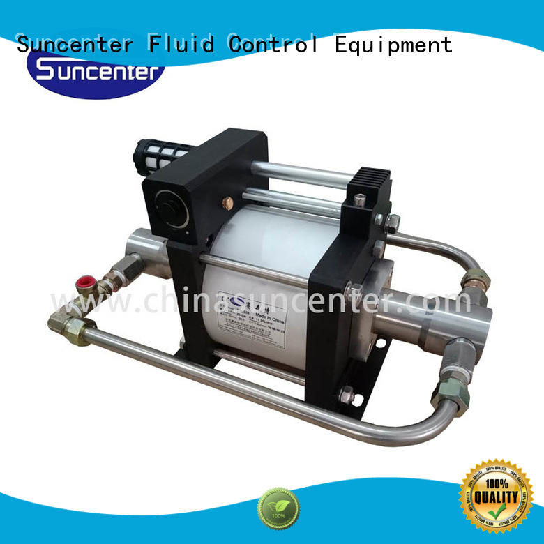 easy to use booster pump system transfer development for pressurization