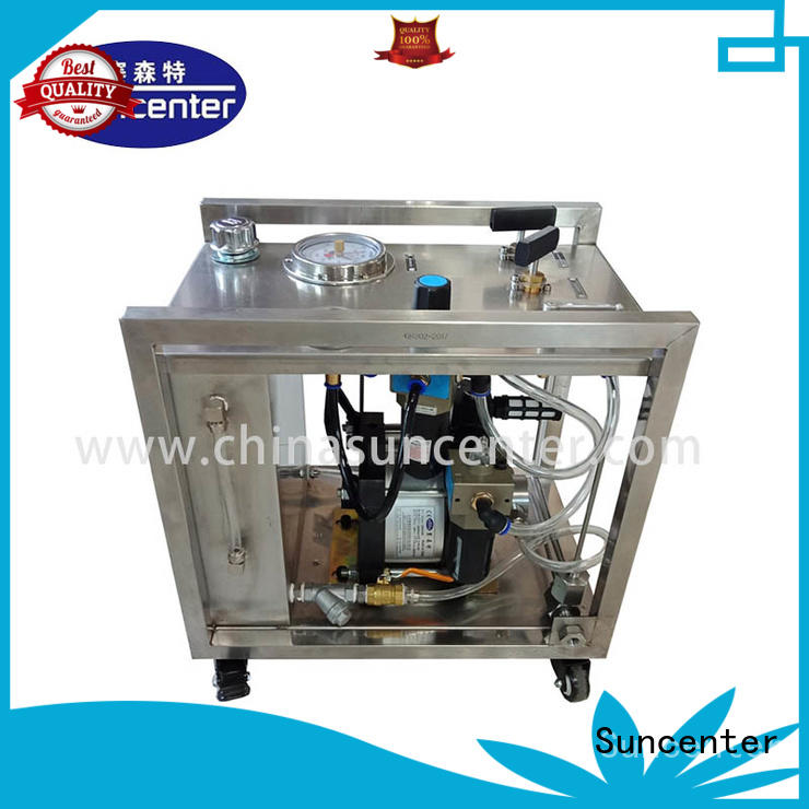 Suncenter advanced technology hydraulic power unit manufacturer for mining