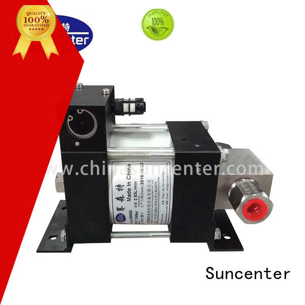 stable air hydraulic pump liquid on sale for machinery