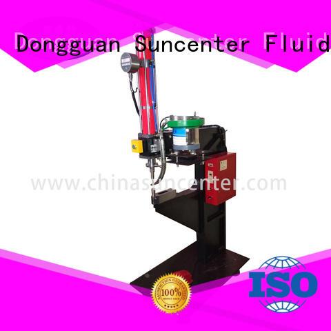 bolt riveting press machine machine for connection Suncenter