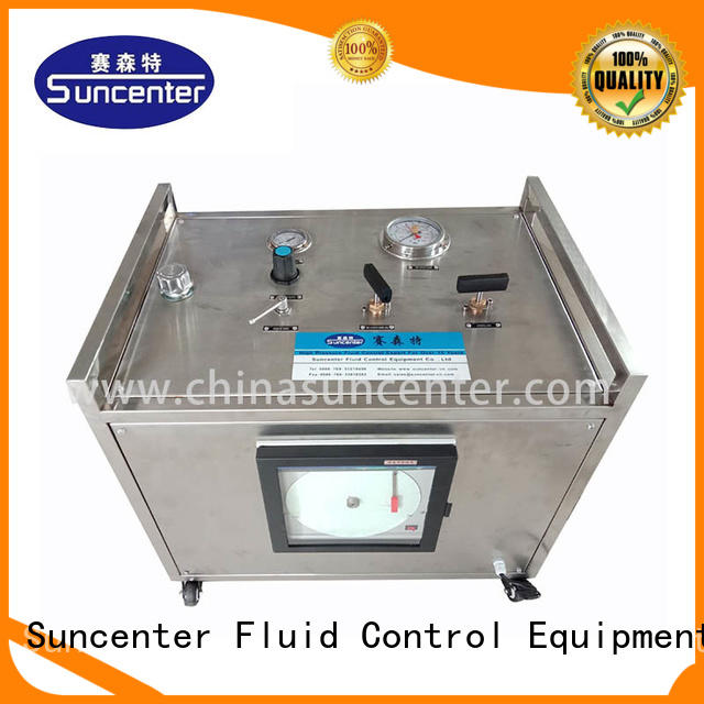 Suncenter long life hydrostatic testing from wholesale for machinery