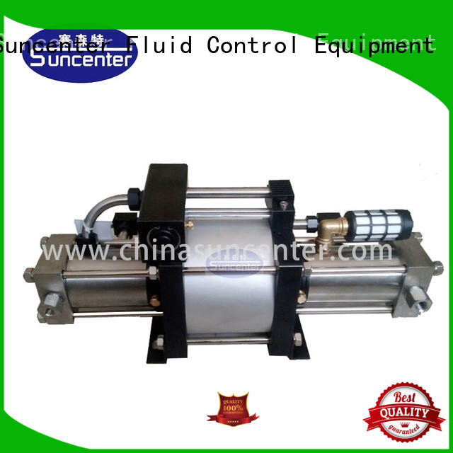 gas booster booster at discount for safety valve calibration