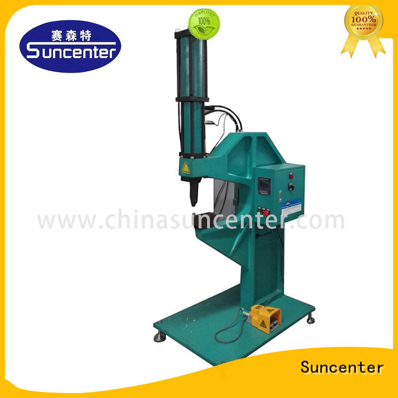 Suncenter advanced technology riveting machine order now for connection