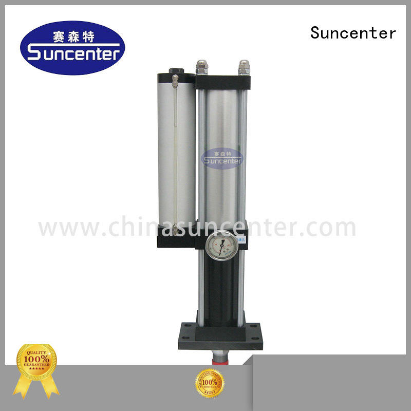 power pneumatic cylinder price research for construction machinery Suncenter