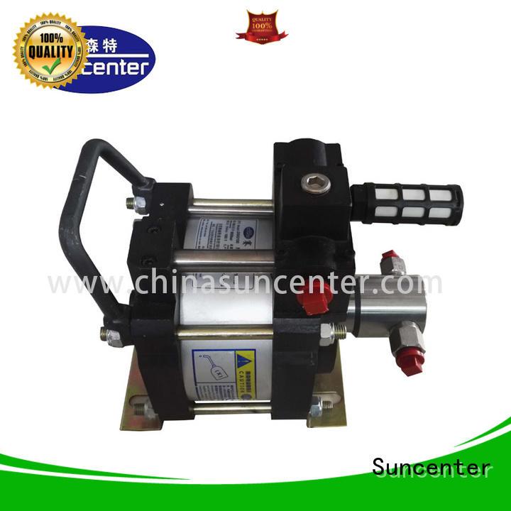 Suncenter durable air driven hydraulic pump on sale forshipbuilding