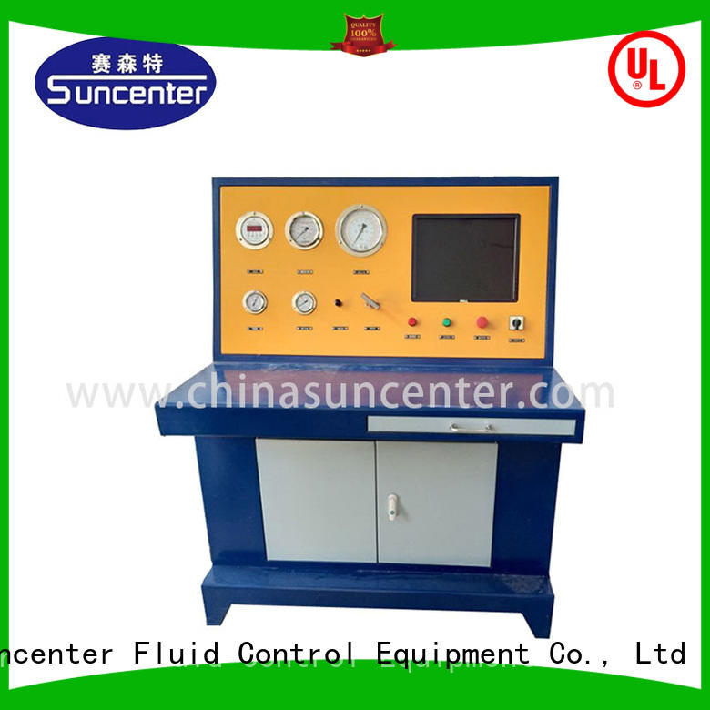 Suncenter hydrostatic cylinder test producer for machinery